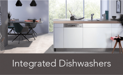 Miele Integrated Dishwashers